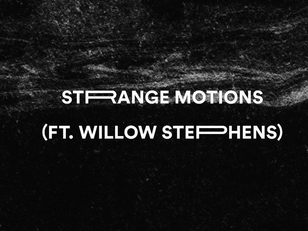 Free Download: Andy Mineo - Strange Motions ft  Willow Stephens