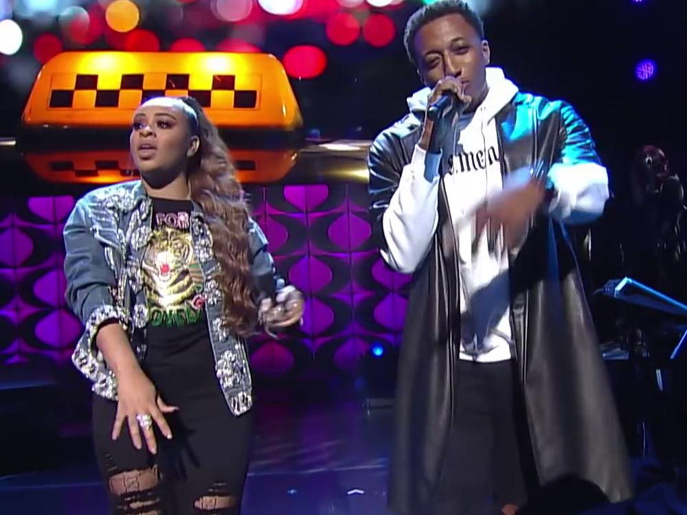 Watch Koryn Hawthorne and Lecrae perform new song at Super